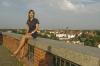 Ulrike Graessler Privataufnahmen in Eilenburg, Deutschland am 16.09.2014Copyright by ROLF KOSECKI  -