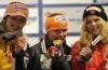 18 Erste Medaillengewinnerinnen Skispung Damen