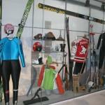 "Ulrike's ""Einzug "" ins Deutsche Sport & Olympia Museum"