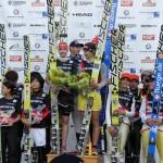 1. Platz Mixed Team