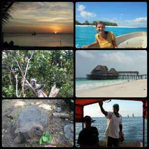 Urlaub auf Zanzibar im Juli