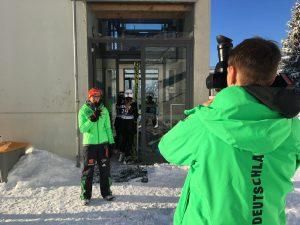 Dreh Oberstdorf Januar 2017