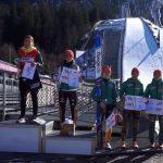Oberstdorf März 2018 Deutschlandpokal Gesamtwertung