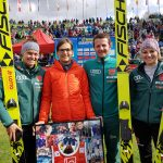 Verabschiedung Klingenthal mit BPol Team